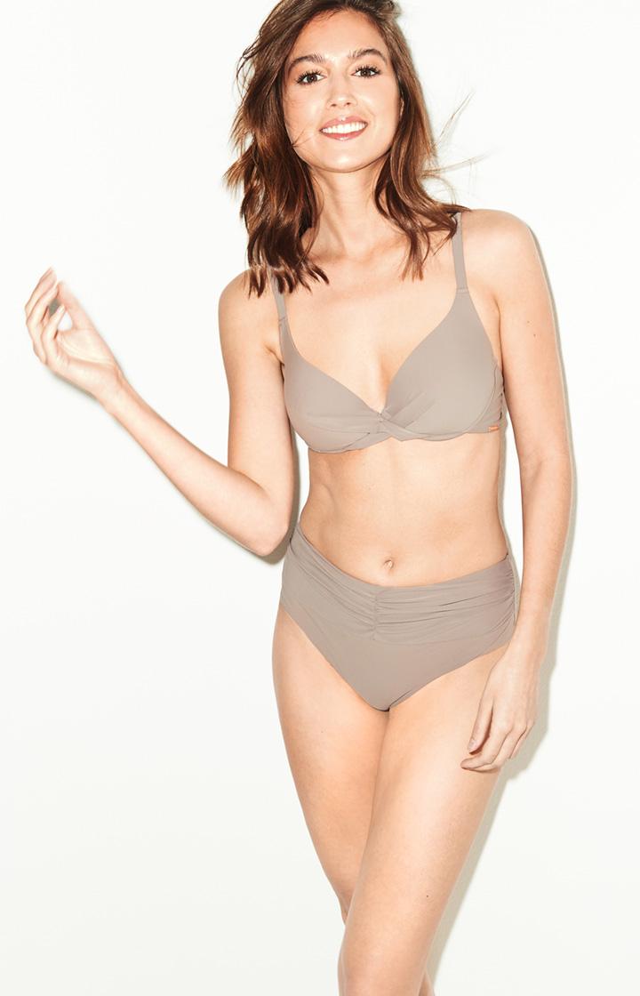 Image of Bikini-Hose Medan in Havanna-Braun