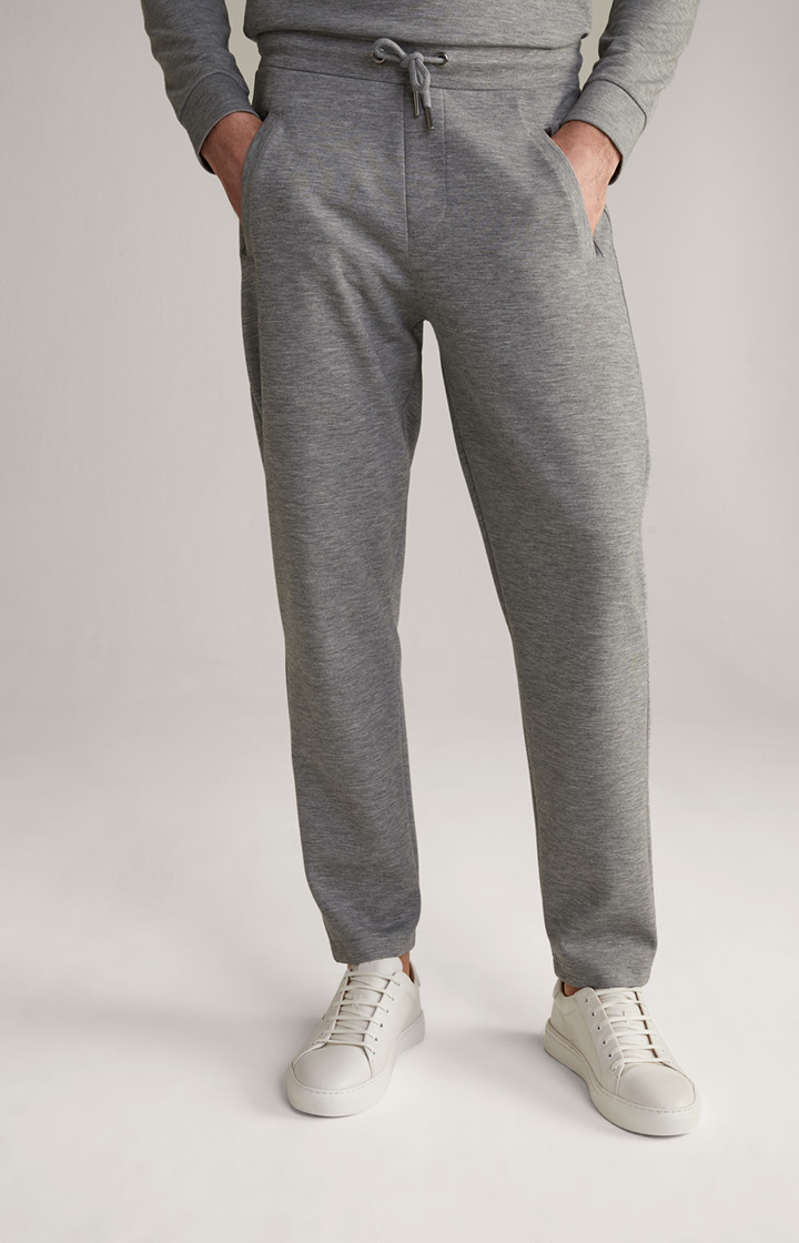 Joggpants Salento in Silber