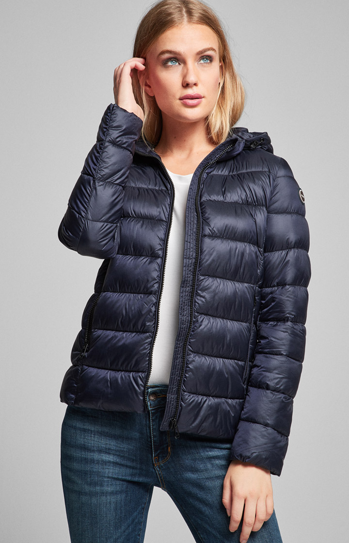 Steppjacke Olin in Navy