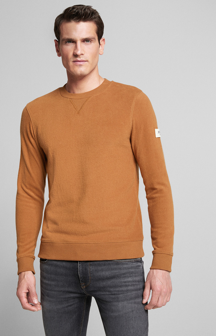 Sweatshirt Arthur in Braun