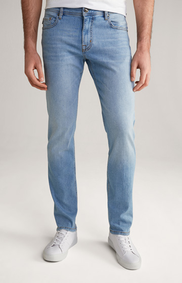 Jeans Fortres in Hellblau