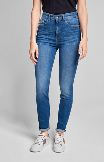 Jeans Siena in Washed Blue