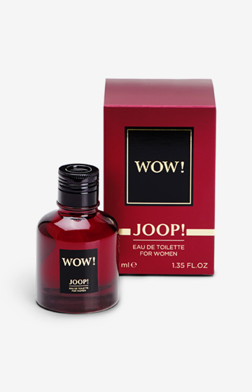 JOOP! WOW!, Eau de Toilette, 40 ml