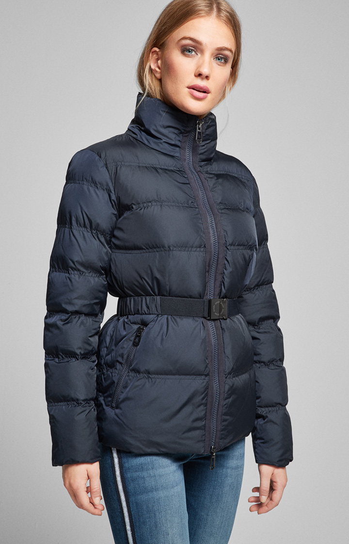 Steppjacke Odie in Navy