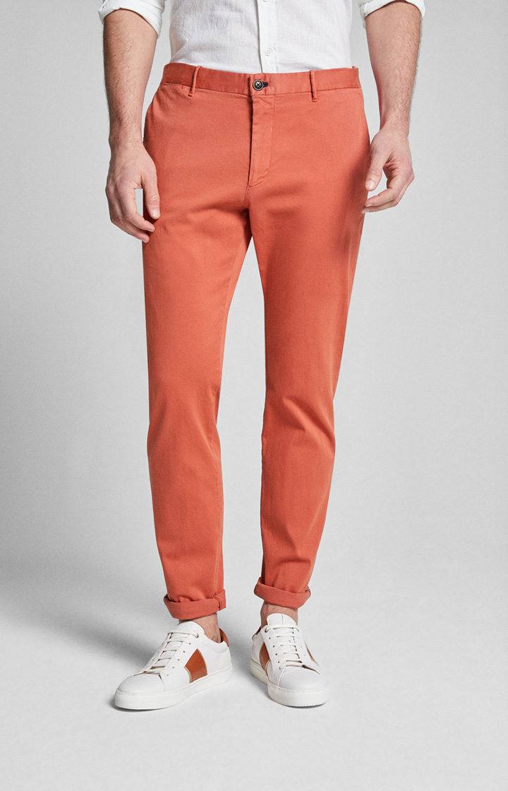 Hose Steen in Orange
