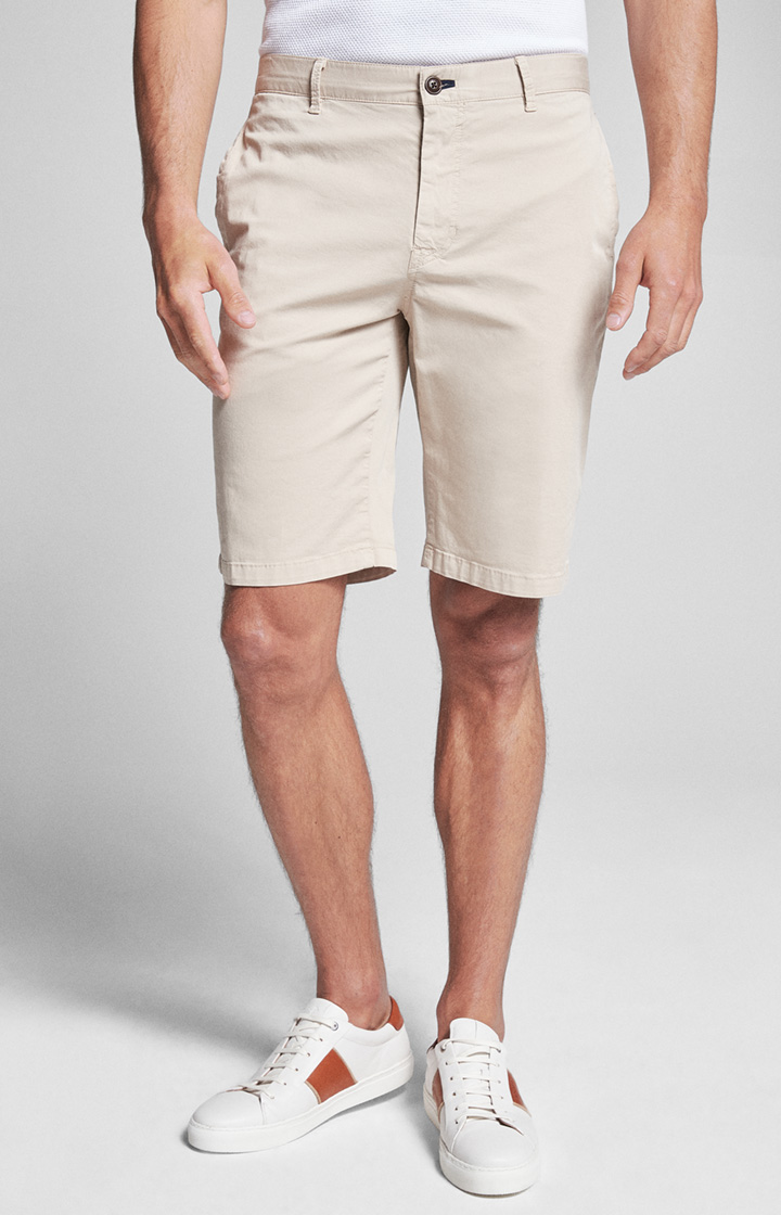 Bermudas Rudo in light Beige