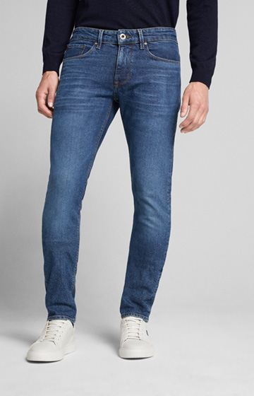 Jeans Stephen in Mittelblau