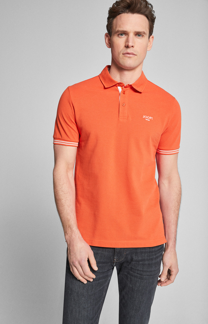 Polo-Shirt Spector Orange Must-Have, Deal 8383
