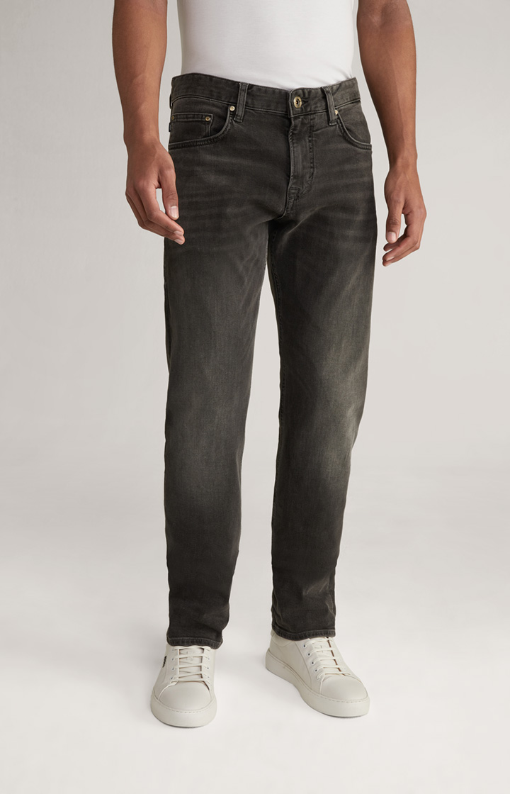 Jeans Mitch in Washed-Anthrazit