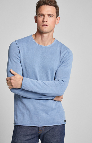 Pullover Hogan in Blau